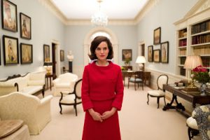 'Jackie' profiles grace under fire