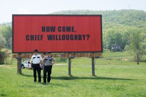 'Three Billboards' explores the lengths to which we'll go for justice