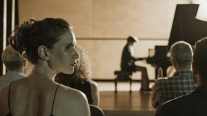 'God of the Piano' tackles the perils of desperation