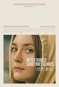 'Never Rarely Sometimes Always'