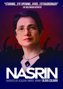 'Nasrin' speaks for those who can't