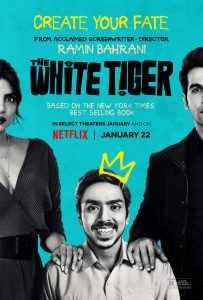'The White Tiger'