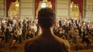 'The Man Who Sold His Skin' examines the paradoxes of compromise