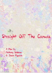 'Straight Off the Canvas' makes an indelible artistic splash