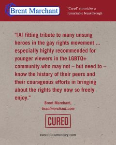 Kind Words from 'Cured'